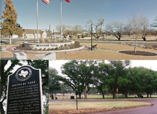 Mothers Park , http://herefordtexas.com/